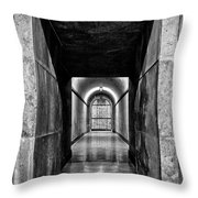 Italian World War One Shrine #4 Throw Pillow