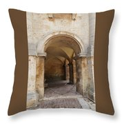 Italy - Door Sixteen Throw Pillow