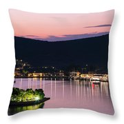 ithaca 'VIII Throw Pillow