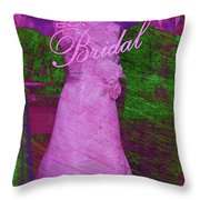 Its A Choice You Make Throw Pillow by Susanne Van Hulst