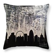 It's A London Thing Throw Pillow