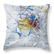It's A New Day 06 Throw Pillow