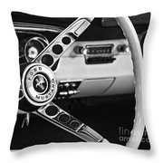 It's A Stang Thing Throw Pillow