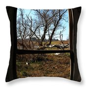 It's All A Matter Of Perspective Throw Pillow