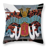 Its All In The Name Throw Pillow