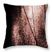 It's All Just Lines, The Sound And The Fury Throw Pillow