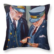 It's All Relative Throw Pillow