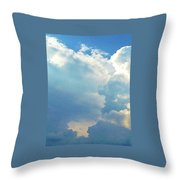 It's Clouds Illusions I Recall 1 Throw Pillow