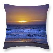 It's Going To Be A Lovely Day Throw Pillow