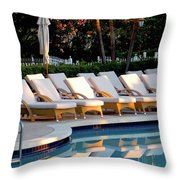 Its Gonna Warm Up Throw Pillow