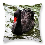 Its Good To Be Different. Throw Pillow