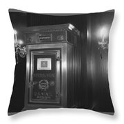 It's In The Mail Throw Pillow
