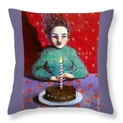 Its My Gd Birthday Throw Pillow