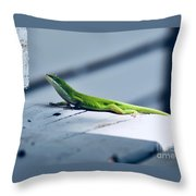 It's Not Easy Throw Pillow