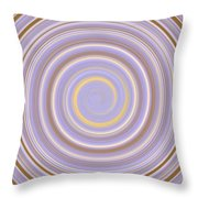 It's Not Polite To Stare Throw Pillow