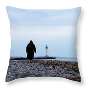 Its Not Russia Its Grand Bend Throw Pillow