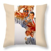 Its Rock And Roll 2 Throw Pillow