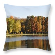 It's Up To You To Express Throw Pillow