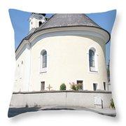 Itter, Tirol, Austria  Throw Pillow