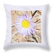 Itty Bitty In Dixie Throw Pillow