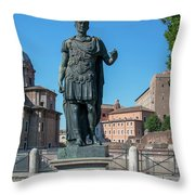 Iulium Throw Pillow