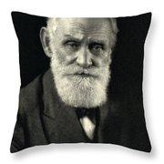 Ivan Pavlov, Russian Physiologist Throw Pillow