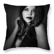 Ivana Throw Pillow