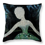 Ivy II Throw Pillow