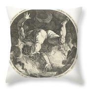Ixion Throw Pillow