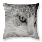 Izzy's Beauty Throw Pillow