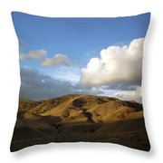 J D Sunset 2 Throw Pillow
