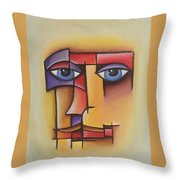 J. Pierre Throw Pillow