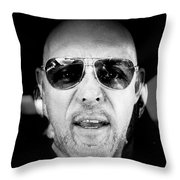 Jack Is Back Throw Pillow