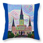 Jackson Square - Nola Throw Pillow