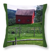 Jackson's Cove Throw Pillow