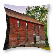 Jackson's Mill #3 Throw Pillow