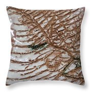 Jades Night Out - Tile Throw Pillow