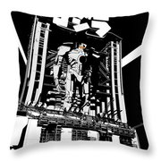 Jaeger Throw Pillow