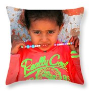 Jagudia Throw Pillow