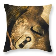 Jail Break Throw Pillow