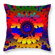Jamaica Say You Will Throw Pillow