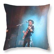 James Bay Throw Pillow