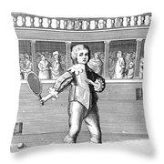 James II (1633-1701) Throw Pillow