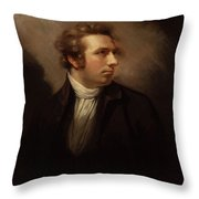 James Northcote Throw Pillow