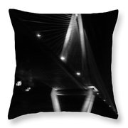 Jammin Life Throw Pillow
