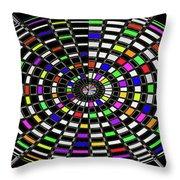 Jancaart # 4375-12s Throw Pillow