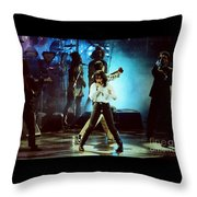 Janet Jackson 90-2372 Throw Pillow