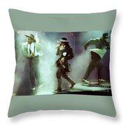 Janet Jackson 90-2379 Throw Pillow