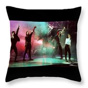 Janet Jackson 90-2383 Throw Pillow