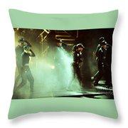 Janet Jackson 90-2387 Throw Pillow